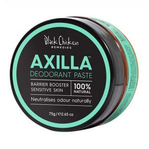 Axilla Natural Deodorant Paste Barrier Booster Gen2 9347246003176 Black Chicken Remedies Lr 6