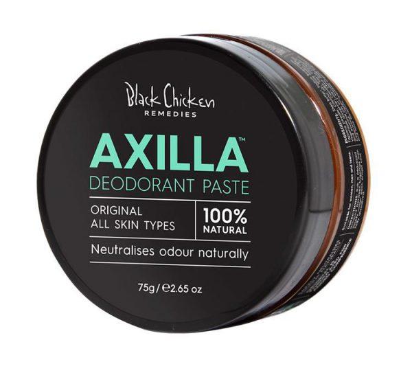 Axilla Natural Deodorant Paste Gen2 9347246000106 Black Chicken Remedies Lr 6