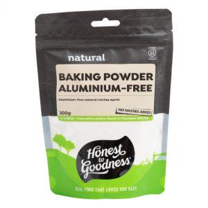 Baking Powder Aluminium Free 300g Front Bibak5.300 48627.1611026637