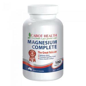 Cabot Health Magnesium Complete 100t Media 01 Lrg