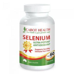 Cabot Health Selenium Ultra Potent 150mcg 60c Media 01 Lrg