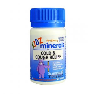 Cold Cough Relief Kidz Minerals