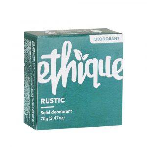Ethique Solid Deodorant Bar Rustic 1200x1200