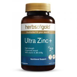 Herbs Of Gold Ultra Zinc 60c 1024x1024@2x