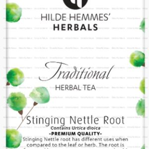 Hilde Hemmes Herbals Tea Stinging Nettle Root 50g 63875.1602328897