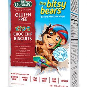 Itsy Bitsy Bears Choc Chip 720516021756
