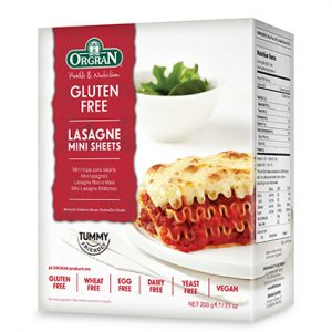 Lasagne Mini Sheets 720516021008
