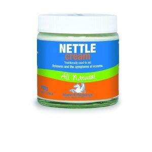 Martin Pleasance Herbal Cream 100g Natural Nettle Cream