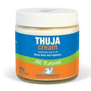 Martin Pleasance Herbal Cream 100g Natural Thuja Cream (1)