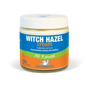 Martin Pleasance Herbal Cream 100g Natural Witch Hazel Cream