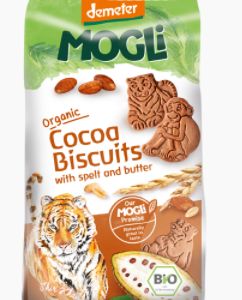 Mogi Cocoa Biscuits