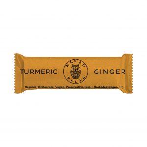 Naked Paleo Turmeric Ginger Paleo Bar