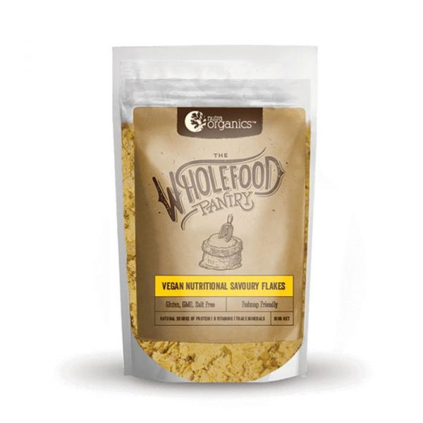 Nutra Org Wholefood Pantry Vegan Nutrit Savoury Flakes 100g Media 01 700x700