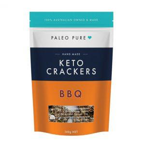 Paleo Pure Keto Crackers Bbq 140g Media 01 27003.1624977800