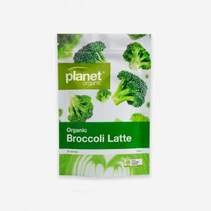 Planet Organic Brocolli Latte 5000x