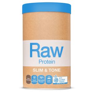 Raw Protein Slim Tone Triple Chocolate 1kg Front 900x