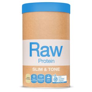 Raw Protein Slim Tone Vanilla Cinnamon 1kg Front 720x