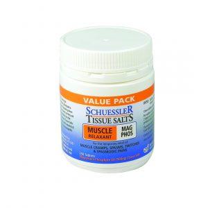 Schuessler Tissue Salts 250 Tablets Mag Phos 6x