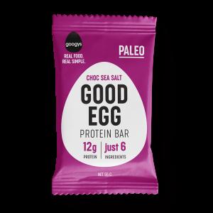 Shop Good Egg Choc Sea Salt 55g
