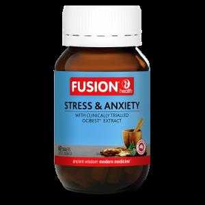 Stress Anxiety 60 Tabs