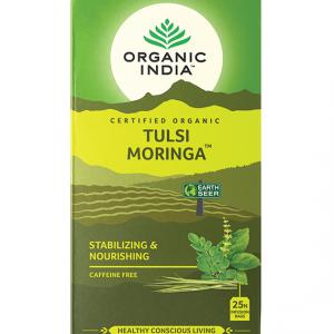 Tulsi Moringa Website