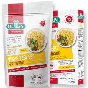 Vegan Easy Egg Display Image