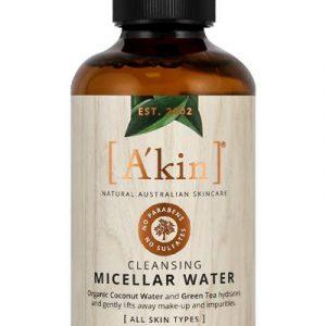 Akin Micellar Cleansing Water 1