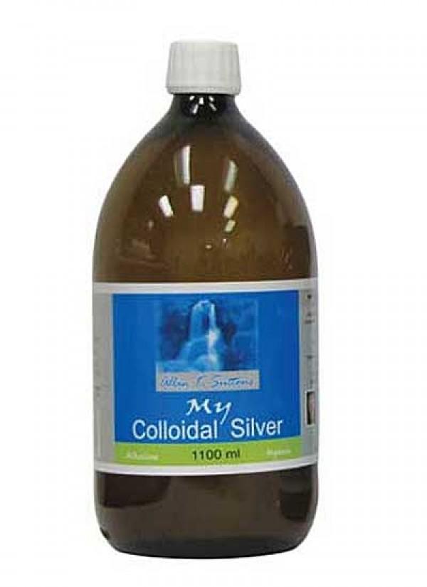 Allan K Suttons My Colloidal Silver 1100ml