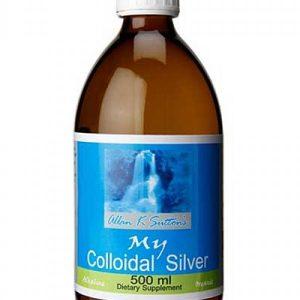 Allan K Suttons My Colloidal Silver 500ml