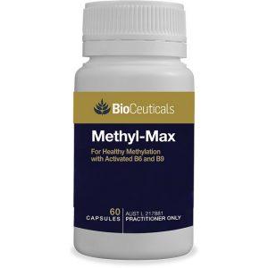 Bioceuticals Methyl Max Bmeth60