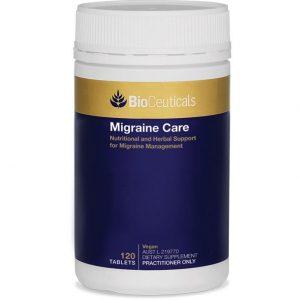 Bioceuticals Migrainecare Bmigrain120