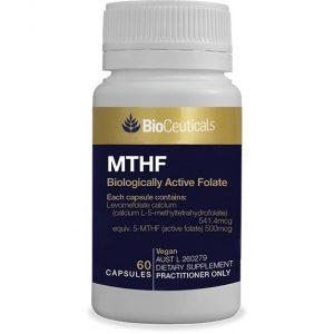 Bioceuticals Mthf Bmthf60