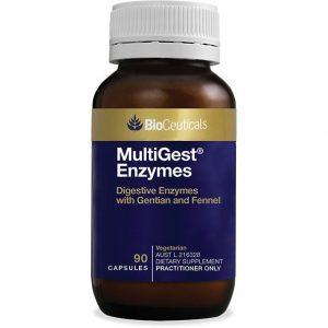 Bioceuticals Multigestregenzymes Benzy90