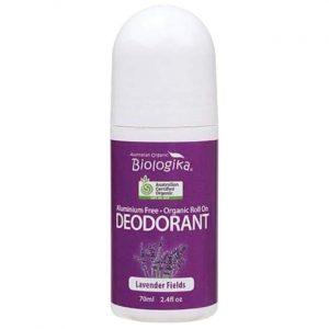 Biologika Lavender Fields Roll On Deodorant Bella Scoop 600