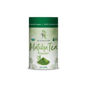 Dr Superfoods Matcha Tea Powder 125g