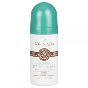 Eco Tan Organic Coconut Deodorant 60ml By Eco Tan Fd0