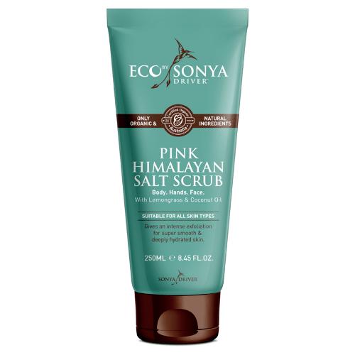 Eco Tan Organic Pink Himalayan Salt Scrub By Eco Tan Ee2