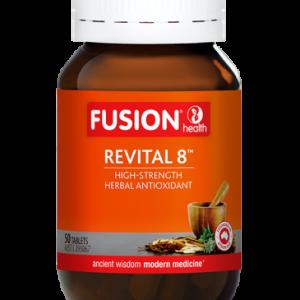 Fusion Health Revital 8 Antioxidant