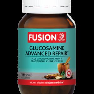 Fusionhealth Glucosamineadvancedrepair F291 524x690