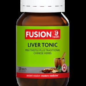 Fusionhealth Livertonic 120
