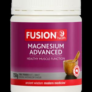 Fusionhealth Magnesiumadvancedpowderwatermelon F672 524x690