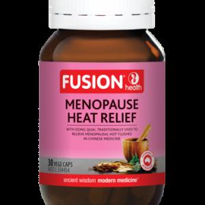 Fusionhealth Menopauseheatrelief 30
