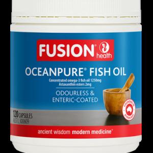 Fusionhealth Oceanpurefishoil 120