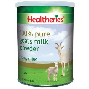 Healtheries Goats Milk Products