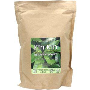 Kin Kin Naturals Dishwasher Powder 25kg Refill