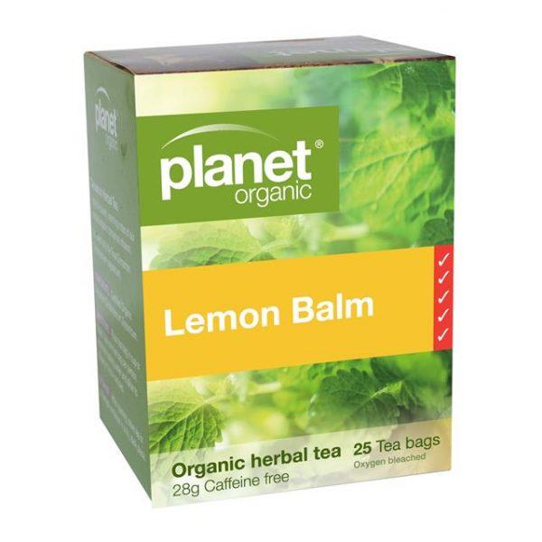 Lemon Balm Crop