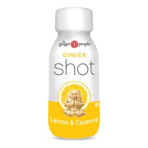 Lemon Aus Shot