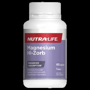 Magnisum Hi Zorb