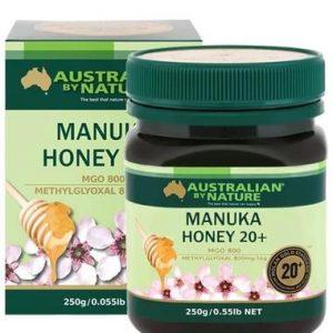 Manuka Honey 20 250g Large