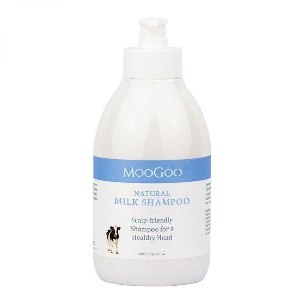 Mg Hair Care Shampoo 500ml 2